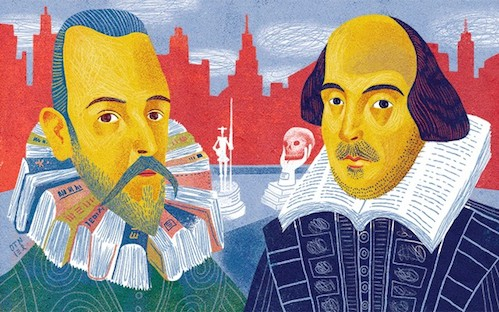 REGISTRATION OPEN! The Worlds of Shakespeare and Cervantes: A K-12 Teacher Workshop