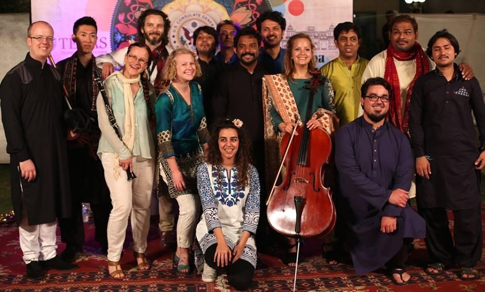 Congratulations to the Sangat Ensemble!