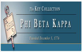 Phi Beta Kappa is world's oldest and most prestigious honor society