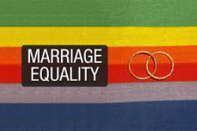 Marriage Equality.