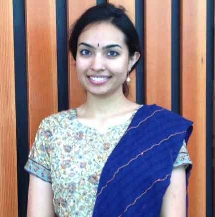 Phi Beta Kappa Winner: Aruna Kharod