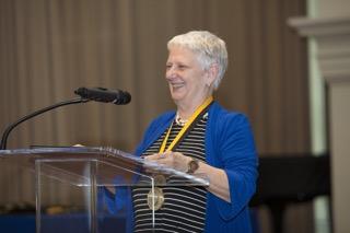 Professor Jo Ann Hackett