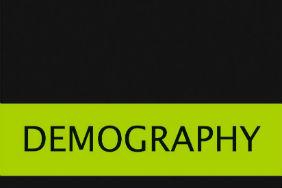 Demography.