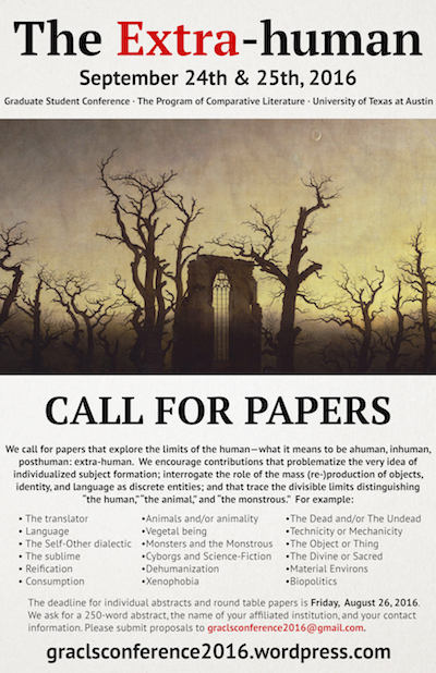 GRACLS Conference Call for Papers