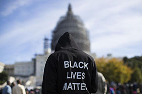 Dr. Hooker explores the response to the Black Lives Matter Movement