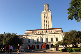 Main Building, University of Texas at Austin. (Wikicommons)