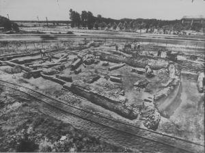 1970 Ostia Excavation