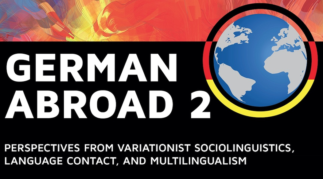Join LRC scholars and their colleagues at German Abroad 2
