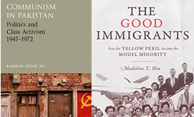 Kamran Asdar Ali's book (left) and Madeline Hsu's book (right)