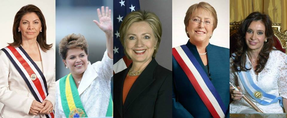 Women in Power in the Americas