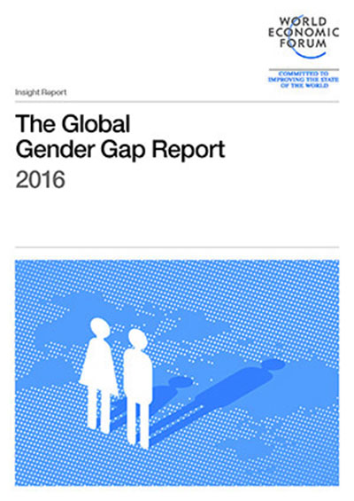 WEF Global Gender Gap Report