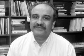 Kamran Ali, recipient of the runner-up prize of the 2016 Hamilton Book Award