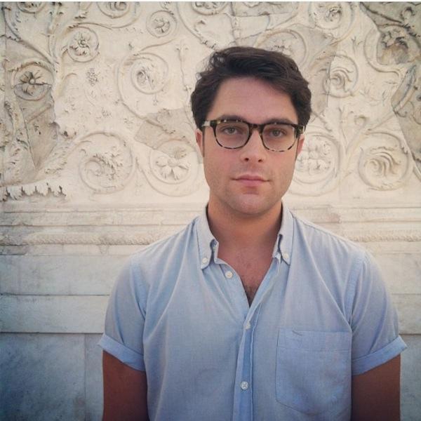 Graduate Student Giuseppe Castellano wins AIA Graduate Student Travel Award!