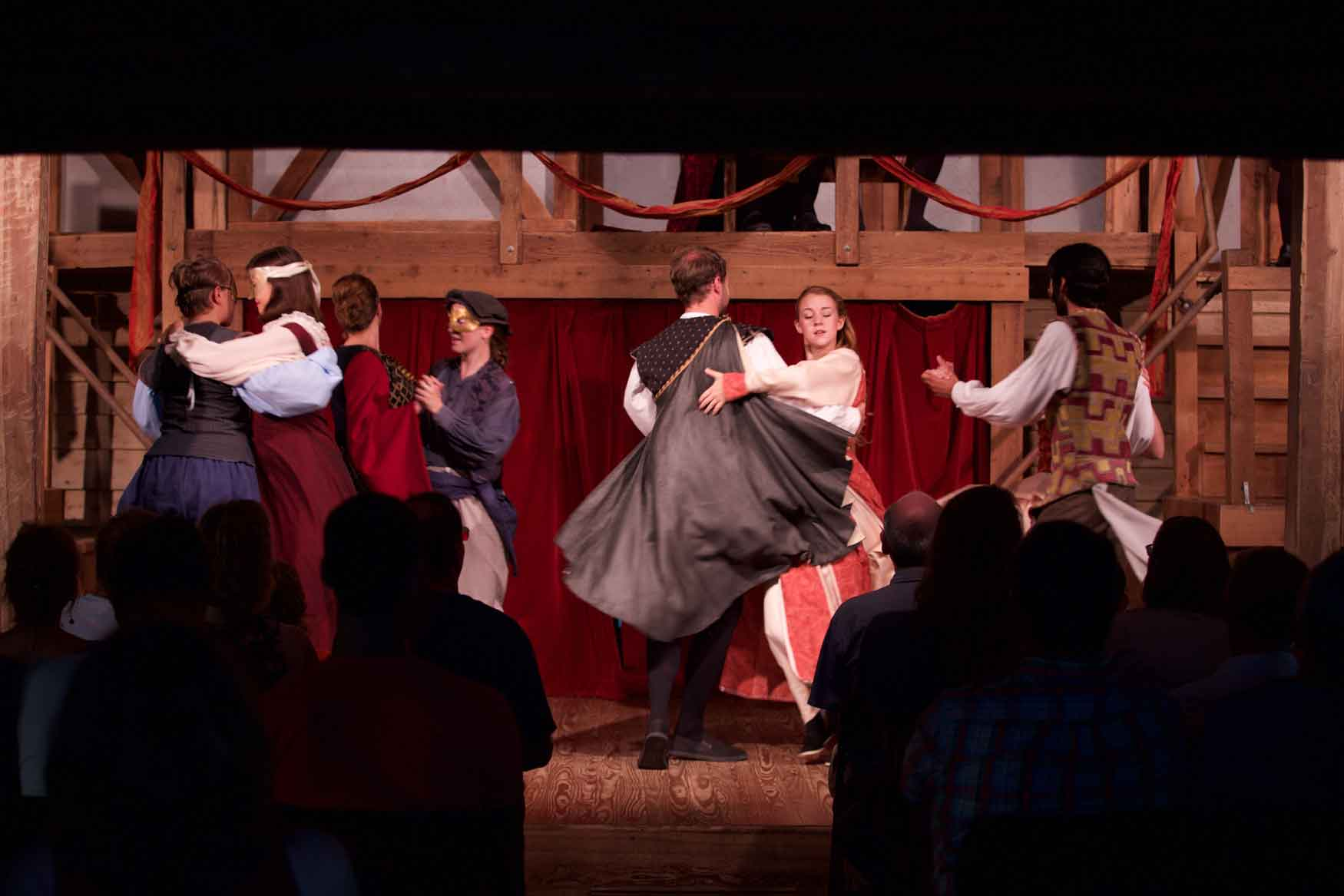Shakespeare at Winedale Summer Class