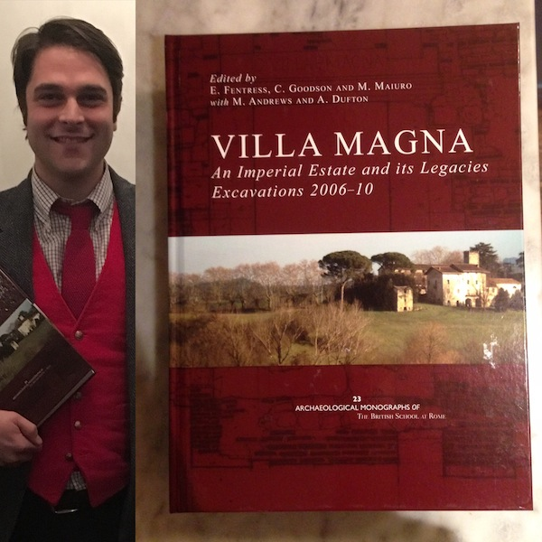 Congratulations to Giuseppe Castellano on his most recent publication!