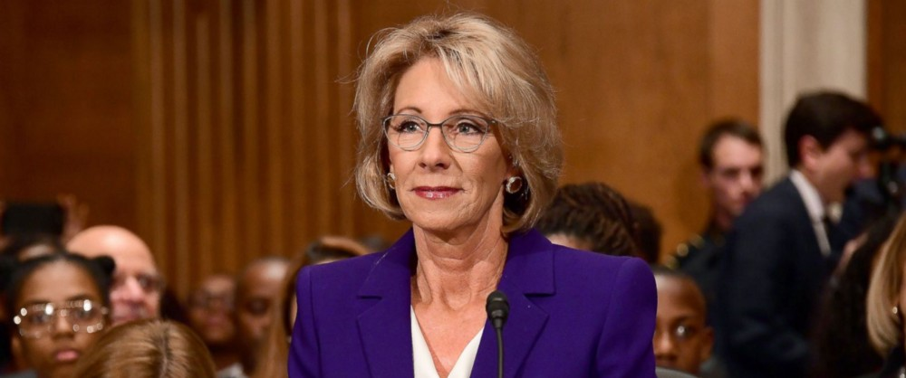 An Open Letter To Betsy Devos From >> Ut College Of Liberal Arts