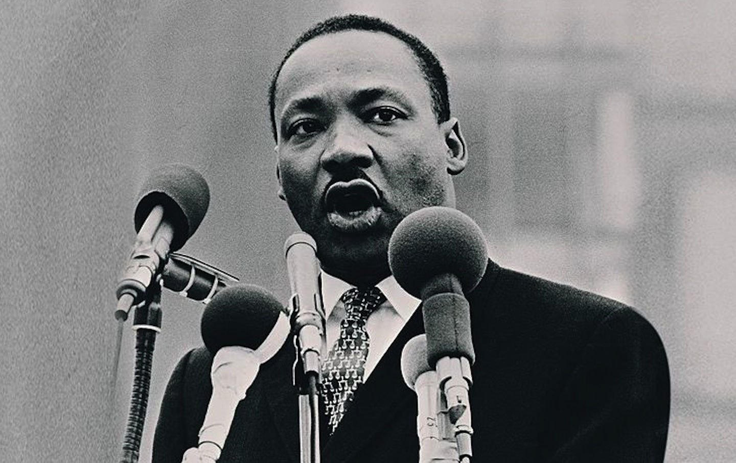 Martin Luther King Jr. (Wikimedia Commons)