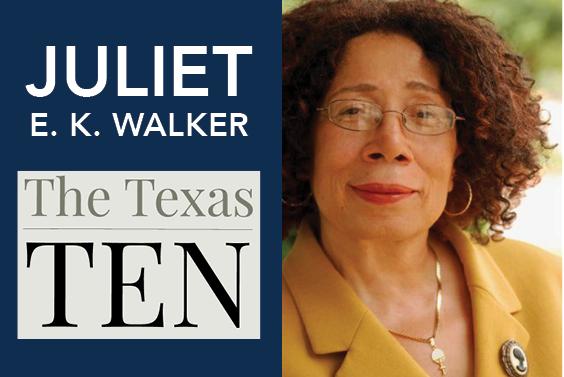 Professor Juliet E. K. Walker