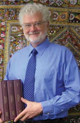 Prof. Brereton recently published a new translation of the Rigveda with Prof. Stephanie Jamison