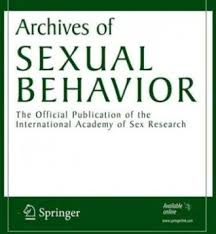 New publication in Archives of Sexual Behavior.