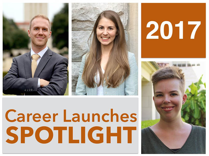 2017 Academic Career Launches
