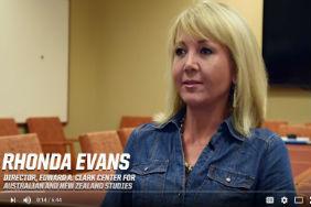 Rhonda Evans - Clark Center Director