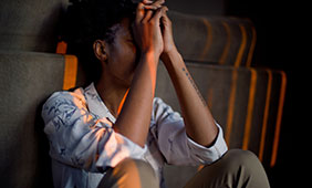 PTSD, a disorder characterized by the inability to discriminate threat from safety, affects about 8 million adults every year.