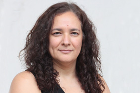 Laura G. Gutiérrez, Interim Chair