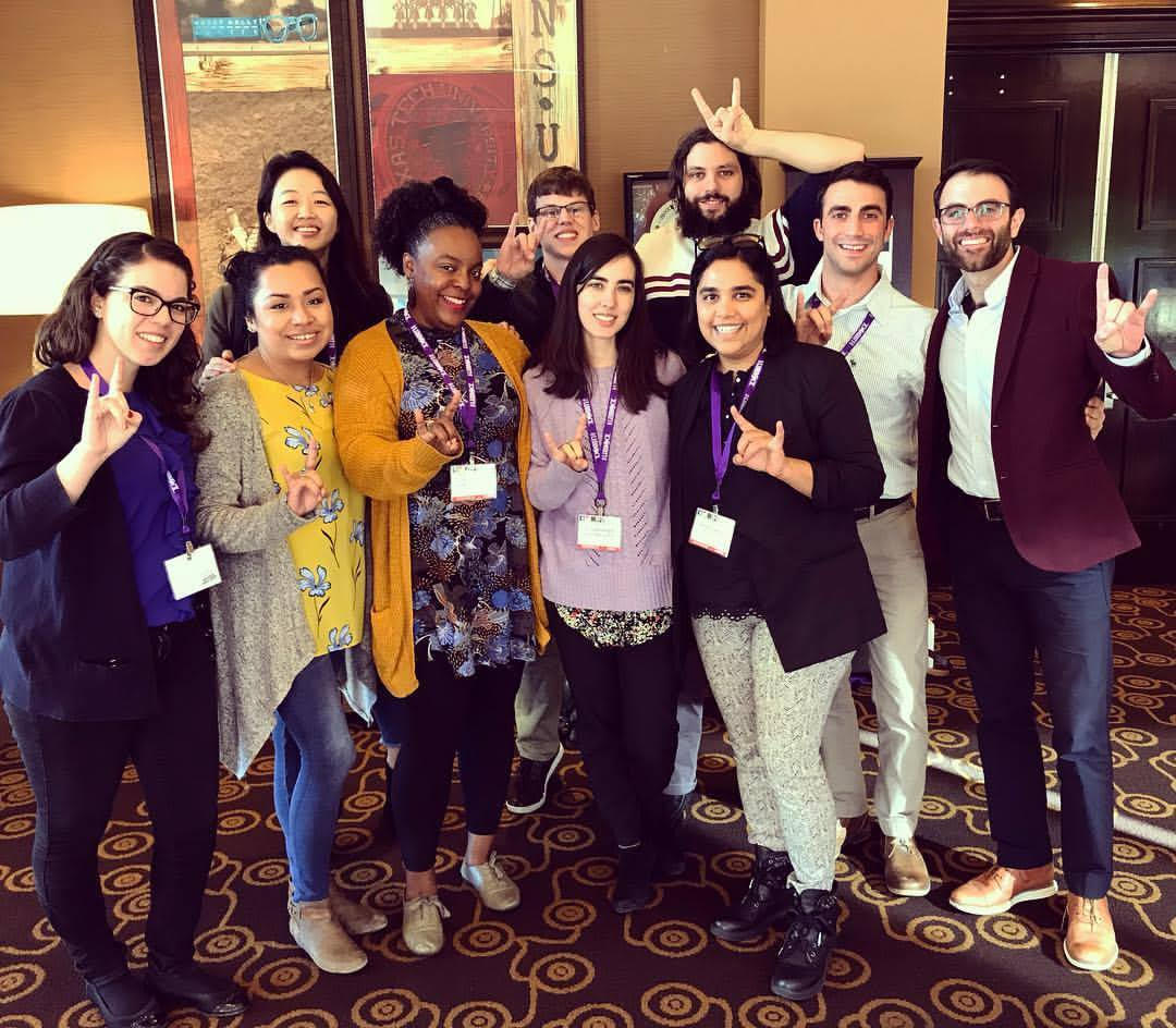 UT Spanish and Portuguese Graduate Students Present at National Conference
