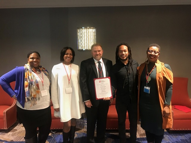 Ayana Flewellen Receives GMAC Diversity Field School Award