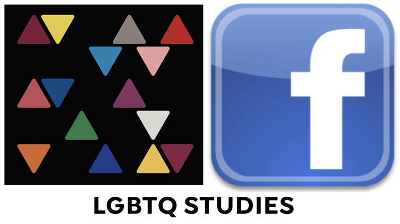 LGBTQ Studies Launches facebook page for news and events