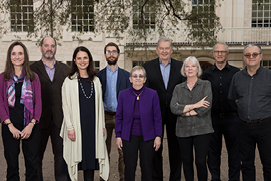 Latin American History Faculty. Credit: Brian Birzer.