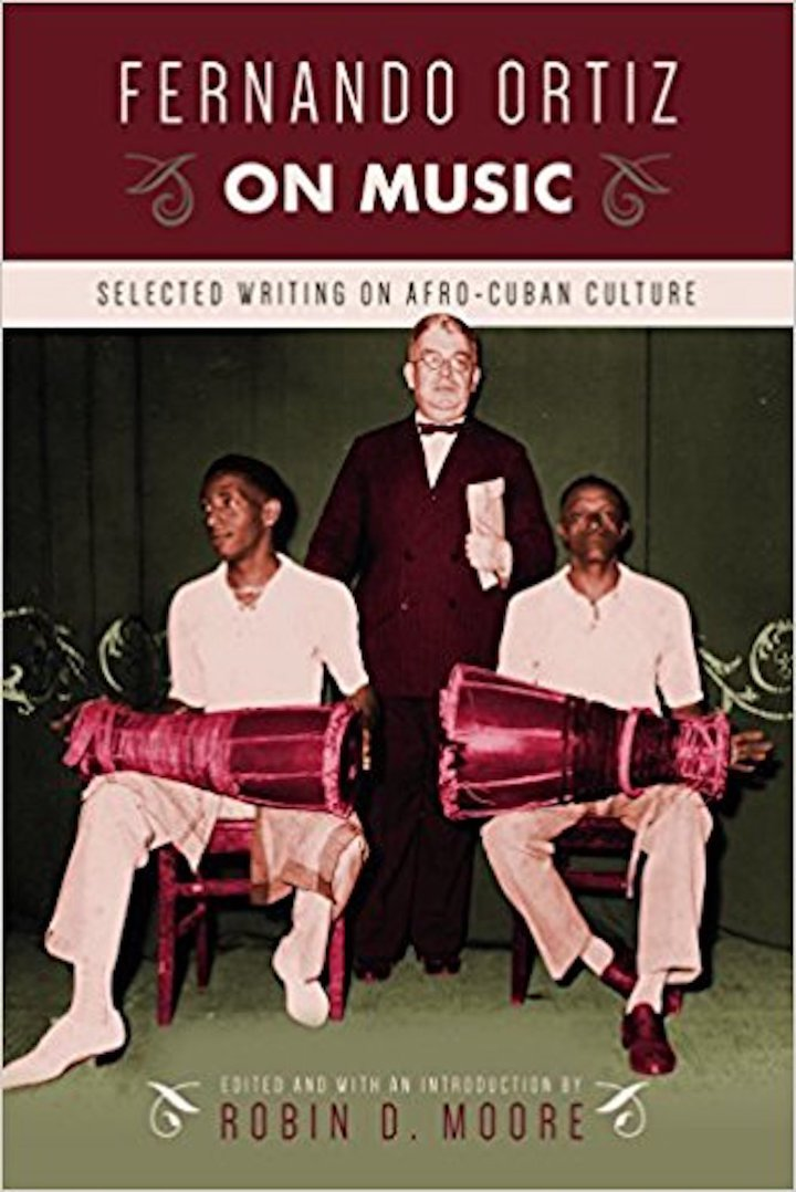 Edited Collection on Afro-Cuban Music and Culture