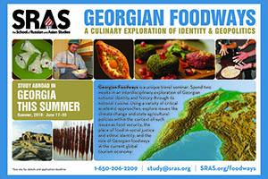 Georgian Foodways
