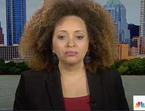 Daniela Gomes da Silva on AM Joy/Courtesy of MSNBC