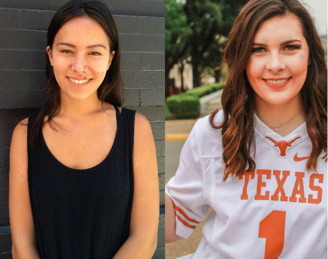 UT AMS Students Kerri Cavanaugh and Veronica Tien named Distinguished Graduates Honorable Mention