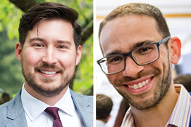 Drs. Wm. Matthew Kennedy and Jeffrey Culang, 2018-2019 Fellows