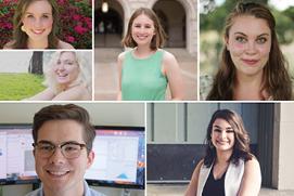 Dean's Distinguished Graduates 2018