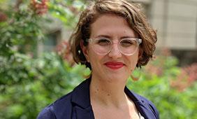 Margaret Clark awarded a Mellon/ACLS Dissertation Completion Fellowship!