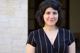 Mallory Laurel joins Latino Studies as Outreach & Communications Coordinator. Photo Credit: Alberto Gonzalez