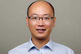 Graduate Student Spotlight: Zhaojin Zeng