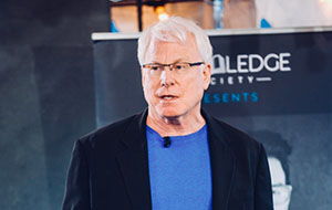 Dr. David Buss Receives Lifetime Career Award from Human Behavior and Evolution Society