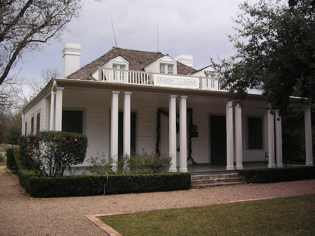 The French Legation in Austin