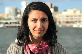 Shaherzad Ahmadi joins the History Dept., University of St. Thomas, Minnesota, this fall