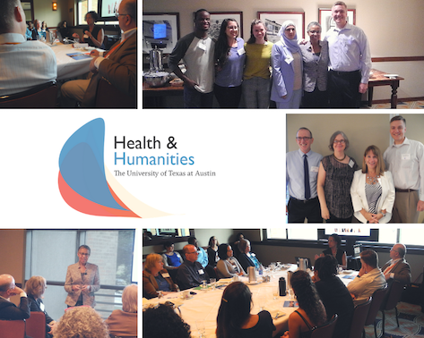 HI and Dell Medical School Hold Health & Humanities Research Seminars