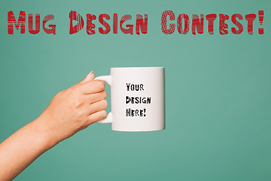 Contest! UT Students, Submit Your Mug Design for a Chance to Win!