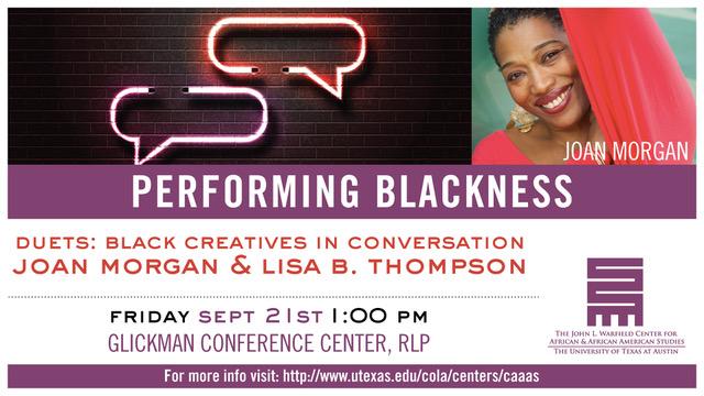 Black Creatives in Conversation
