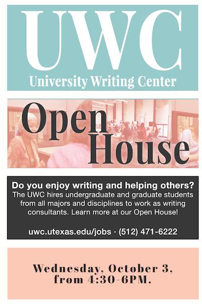 UWC Open House