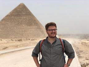 Student Spotlight: Garrett Shuffield