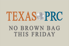 No Brown Bag Fri., Oct. 12.